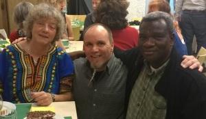Treffen mit Elisabeth und Kokou am 26.09.2014