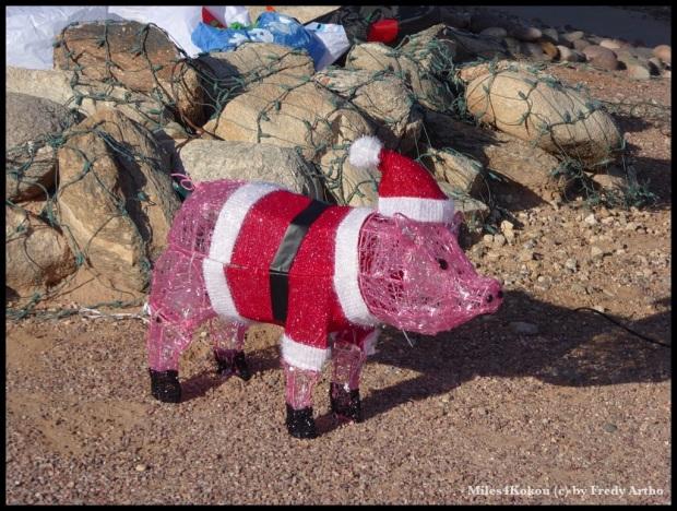 """Ich wusste bis heute nicht, dass Miss Piggy zur """"Weihnachtsfamilie"""" gehört."""